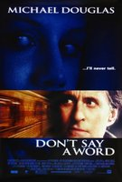 Don't Say A Word movie poster (2001) picture MOV_35052a11