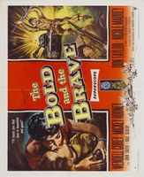 The Bold and the Brave movie poster (1956) picture MOV_35099b38
