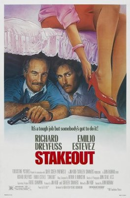 Stakeout movie poster (1987) poster MOV_350b658f