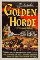 The Golden Horde movie poster (1951) picture MOV_350ba09f