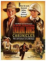 The Young Indiana Jones Chronicles movie poster (1992) picture MOV_35103981