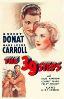 The 39 Steps movie poster (1935) picture MOV_116c6f06
