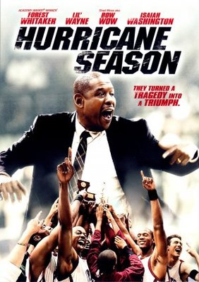 Hurricane Season movie poster (2009) poster MOV_35180e6d