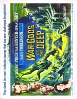 The City Under the Sea movie poster (1965) picture MOV_35201c66