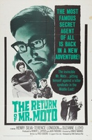 The Return of Mr. Moto movie poster (1965) picture MOV_3525914f