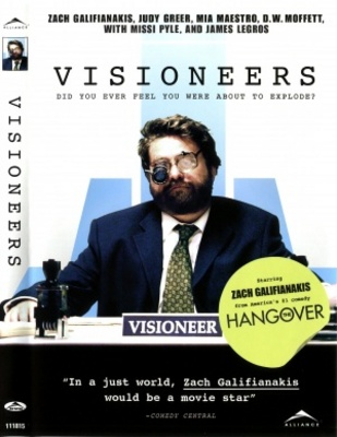 Visioneers movie poster (2008) poster MOV_352adcee