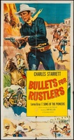 Bullets for Rustlers movie poster (1940) picture MOV_352c09ce