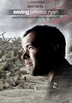 Saving Private Ryan movie poster (1998) poster MOV_352c61a2