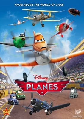 Planes movie poster (2013) poster MOV_352ebd44