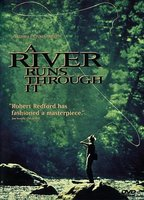 A River Runs Through It movie poster (1992) picture MOV_353286f5