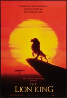The Lion King movie poster (1994) picture MOV_353e221b