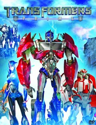 Transformers Prime movie poster (2010) poster MOV_35446374