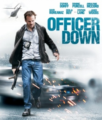 Officer Down movie poster (2012) poster MOV_3550c7d0