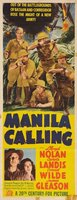 Manila Calling movie poster (1942) picture MOV_3554a5a1