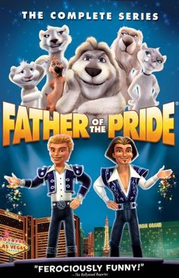 Father of the Pride movie poster (2004) poster MOV_355db28a