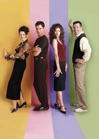 Will & Grace movie poster (1998) picture MOV_355fd9b8