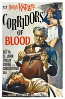 Corridors of Blood movie poster (1958) picture MOV_35625a09