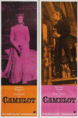 Camelot movie poster (1967) poster MOV_3564467c