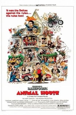 Animal House movie poster (1978) poster MOV_35667a7e