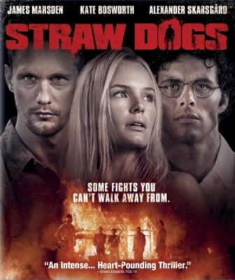 Straw Dogs movie poster (2011) poster MOV_3569a11b