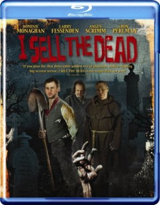 I Sell the Dead movie poster (2008) poster MOV_356d581e
