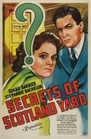 Secrets of Scotland Yard movie poster (1944) picture MOV_35735ea3