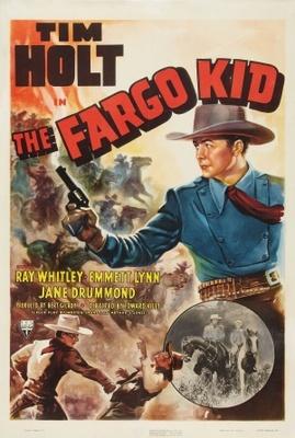 The Fargo Kid movie poster (1940) poster MOV_3577b8b2