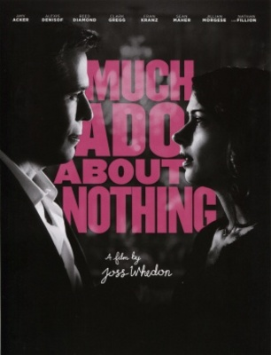 Much Ado About Nothing movie poster (2012) poster MOV_357b4baa