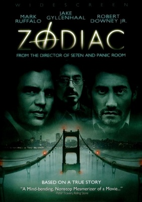 Zodiac movie poster (2007) poster MOV_357d343a