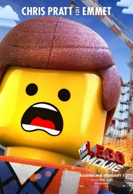 The Lego Movie movie poster (2014) poster MOV_357fc418