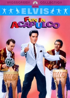 Fun in Acapulco movie poster (1963) poster MOV_35824dbc