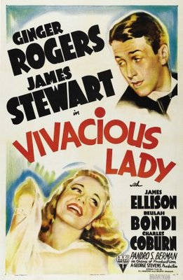 Vivacious Lady movie poster (1938) poster MOV_358c2c4e