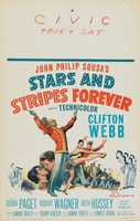 Stars and Stripes Forever movie poster (1952) picture MOV_358cc2bf