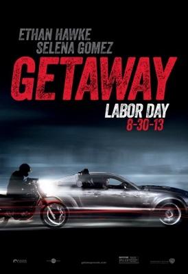 Getaway movie poster (2013) poster MOV_358da811