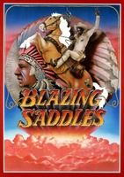 Blazing Saddles movie poster (1974) picture MOV_359cd9de