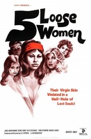 Five Loose Women movie poster (1974) picture MOV_35a4f117