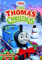 Thomas & Friends: A Very Thomas Christmas movie poster (2012) picture MOV_35a62489