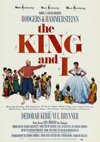 The King and I movie poster (1956) picture MOV_1dcf55ab