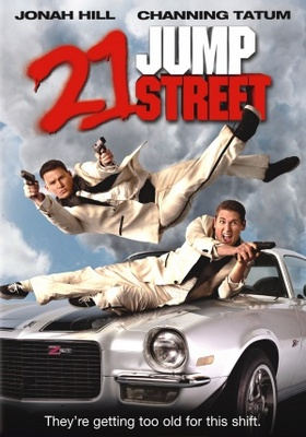 21 Jump Street movie poster (2012) poster MOV_35b3b5bd