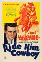 Ride Him, Cowboy movie poster (1932) picture MOV_35b97613