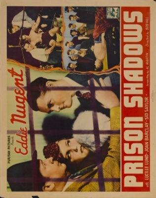 Prison Shadows movie poster (1936) poster MOV_35bb3f9c