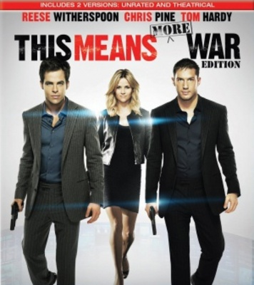 This Means War movie poster (2012) poster MOV_35bf5729