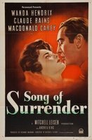 Song of Surrender movie poster (1949) picture MOV_35cfe957