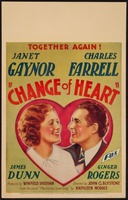Change of Heart movie poster (1934) picture MOV_35d7578d
