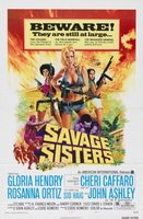 Savage Sisters movie poster (1974) picture MOV_35e02e52