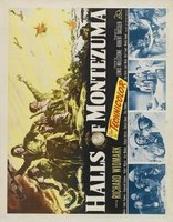 Halls of Montezuma movie poster (1950) picture MOV_6281eef4
