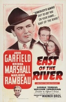 East of the River movie poster (1940) picture MOV_35f568b7