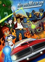 Megas XLR movie poster (2004) picture MOV_35fd9ad4