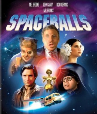 Spaceballs movie poster (1987) poster MOV_36002523