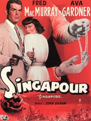 Singapore movie poster (1947) poster MOV_3608335e